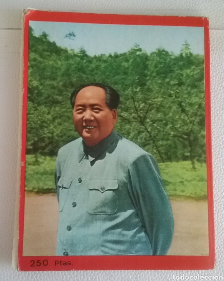 Libros: LA REVOLUCIÓN CHINA, Mao Tse-Tung, Producciones Editoriales 1976. - Foto 4 - 180987483