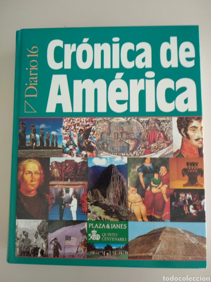 CRÓNICA DE AMÉRICA (Libros Nuevos - Historia - Historia por países)