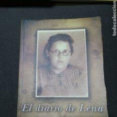 Libros: EL DIARIO DE LENA., LENA MUJINA. Lote 190619818