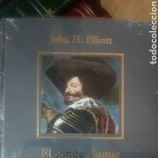 Libros: EL CONDE-DUQUE DE OLIVARES. JOHN H. ELLIOT. BIBLIOTECA HISTORIA DE ESPAÑA. RBA COLECCIONABLES.. Lote 191942827
