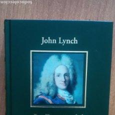 Libros: LA ESPAÑA DEL SIGLO XVII. JOHN LYNCH. BIBLIOTECA HISTORIA DE ESPAÑA. 2005 RBA COLECCIONABLES. Lote 192046412