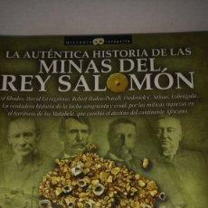 Libros: LIBRO LA AUTÉNTICA HIA. DE LAS MINAS DEL REY SALOMÓN. CARLOS ROCA. EDITORIAL NOWTILUS. AÑO 2010.. Lote 192809565