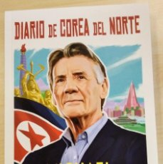 Libros: DIARIO DE COREA DEL NORTE DER MICHAEL PALIN. Lote 193291962