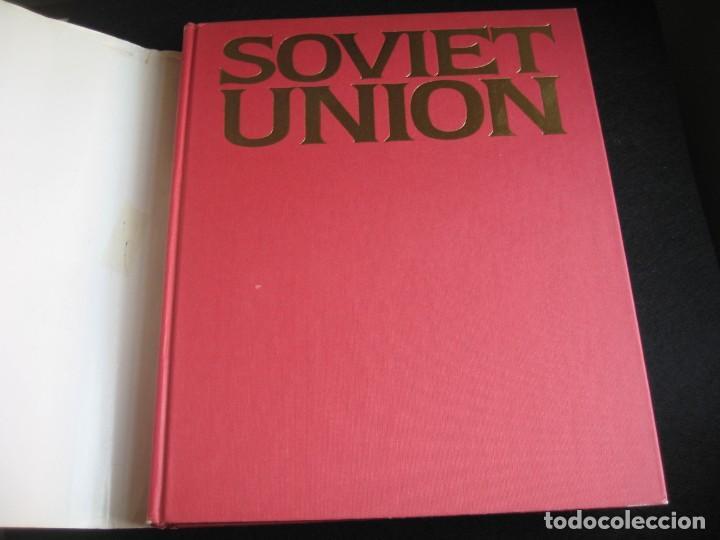 LIBRO EN INGLES DE SOVIET UNION (Libros Nuevos - Historia - Historia por países)