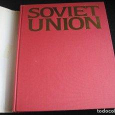 Libros: LIBRO EN INGLES DE SOVIET UNION. Lote 198056593
