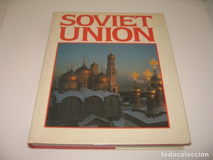 Libros: LIBRO EN INGLES DE SOVIET UNION - Foto 2 - 198056593