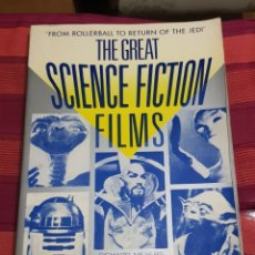 Libros: LIBRO THE GREAT SCIENCE FICTION FILMS 1984. Lote 198351203