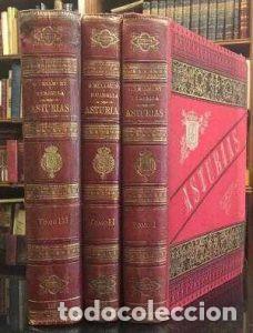 ASTURIAS. BELLMUNT Y CANELLA TRES VOLÚMENES (Libros Nuevos - Historia - Historia por países)