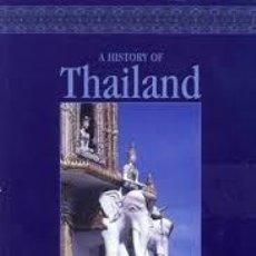 Libros: A HISTORY OF THAILAND. BAKER, ETC. 2005 CAMBRIDGE PRESS.. Lote 200328781