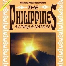 Libros: THE PHILIPPINES. A UNIQUE NATION. Lote 200362541