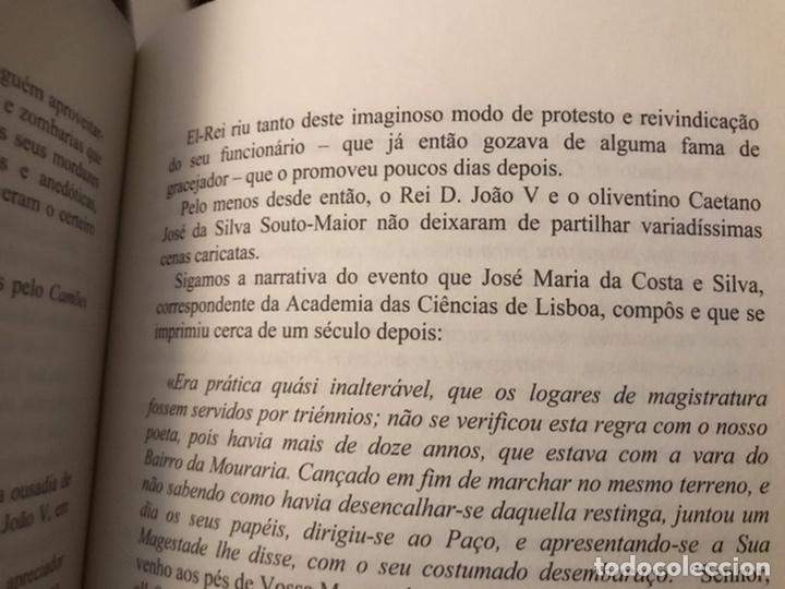 Libros: Anedotas, cenas caricatas e curiosidades da História de Portugal. Libro. Historia Portugal. Olivenza - Foto 2 - 170018790