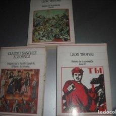 Libros: REVOLUCIÓ RUSA + ORIGENES NACIÓN ESPAÑOLA. Lote 203999930