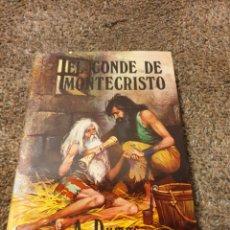 Libros: LIBRO EL CONDE DE MONTECRISTO. Lote 204731257