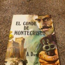 Libros: LIBRO EL CONDE DE MONTECRISTO. Lote 204731340