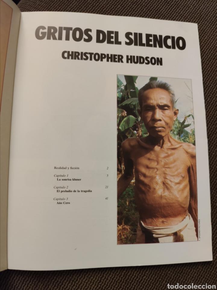 Libros: Dossier Nam Testimonios núm 7 - Gritos del silencio, Christopher Hudson, Planeta De Agostini, 1988 - Foto 2 - 208391188