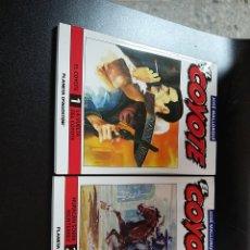 Libros: LIBRO 1 Y 2 EL COYOTE. Lote 209936445