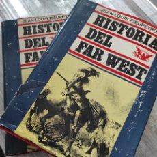 Libros: HISTORIA DEL FAR WEST. JEAN LOUIS RIEUPEYROUT. DOS TOMOS. Lote 218106147