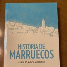 Libros: MARÍA ROSA DE MADARIAGA. HISTORIA DE MARRUECOS. Lote 220376890