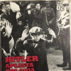 Libros: HITLER APLASTA POLONIA. Lote 221005365