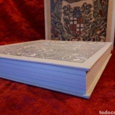 Libros: BONITO LIBRO HISTORIA, ARQUITECTURA, ECONOMIA, VIDA Y CULTURA DE LA CIUDAD DE BARCELONA. 1980. Lote 221644870