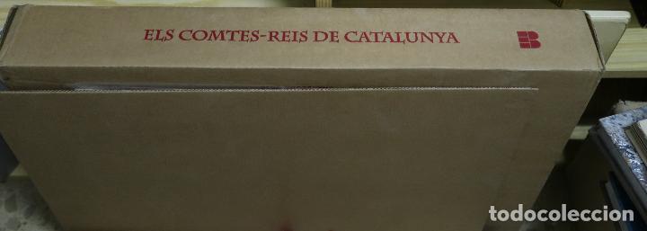 ELS COMTES REIS DE CATALUNYA. MIL ANYS D´HISTORIA (Libros Nuevos - Historia - Historia por países)
