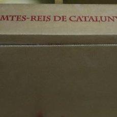 Libros: ELS COMTES REIS DE CATALUNYA. MIL ANYS D´HISTORIA. Lote 222287476