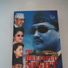 Libros: A DEADFUL NIGHT. ADITYA MAN SHRESTHA. Lote 224774417