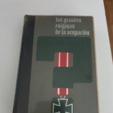 Libros: LIBRO LOS GRANDES ENIGMAS DE LA OCUPACIÓN. Lote 230901490