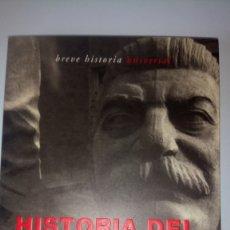Livres: LIBRO HISTORIA DEL COMUNISMO. RICHARD PIPES. EDITORIAL MONDADORI. AÑO 2002.. Lote 234829730