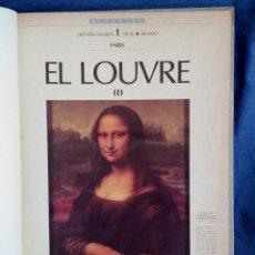 Libros: COLECCION GRANDES MUSEOS DEL MUNDO, 2 TOMOS, EDITORIAL EL MUNDO. Lote 237647650