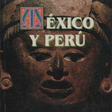 Libros: MÉXICO Y PERÚ. LEWIS SPENCE. DM. 1995. NUEVO. RETRACTILADO.. Lote 242270975