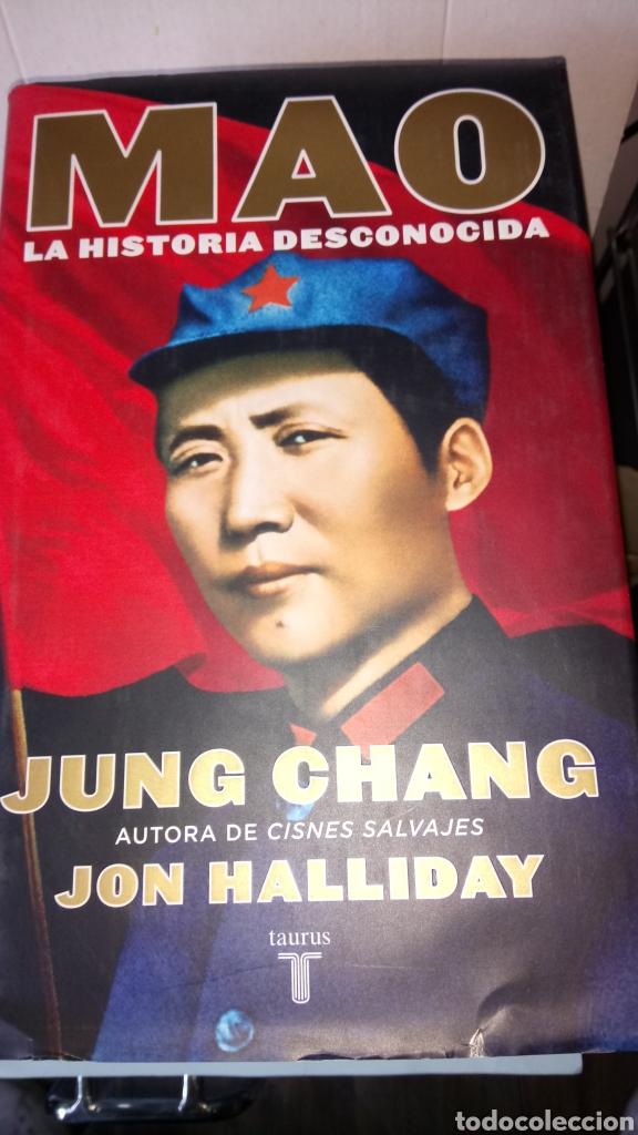 LIBRO MAO. LA HISTORIA DESCONOCIDA. J. CHANG/J. HALLIDAY. EDITORIAL TAURUS. AÑO 2006. (Libros Nuevos - Historia - Historia por países)