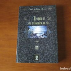 Libros: HISTORIA DE SAO FRANCISCO DO SUL, BRASIL. CARLOS DA COSTA PEREIRA. Lote 242975215