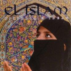 Libros: EL ISLAM.HISTORIA E IDEAS. AZRA KIDWAI. TIKAL. 2008. RETRACTILADO.. Lote 243228310