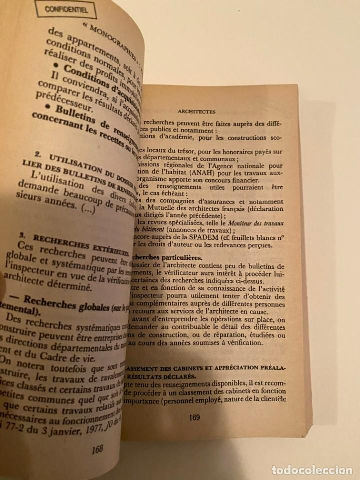 """Libros: """"ÉCHEC Á LA DICTATURE FISACLE"""" - ROBERT MATTHIEU - Foto 3 - 244977845"""
