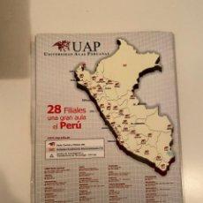 """Libros: """"28 FILIALES UNA GRAN AULA EL PERÚ""""- UAP. Lote 245377500"""