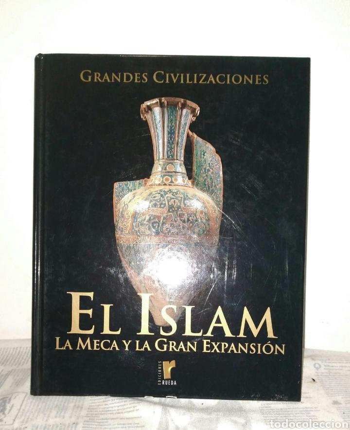 EDICIONES RUEDA, EL ISLAM, LA MECA Y LA GRAN EXPANSION. LIBRO, HISTORIA (Libros Nuevos - Historia - Historia por países)