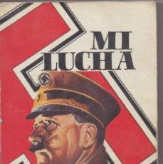 Libros: MI LUCHA ADOLF HITLER. Lote 253027385