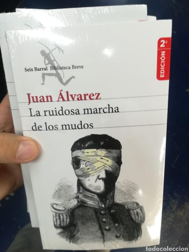 Libros: La ruidosa marcha de los mudos Juan Alvarez. Independencia de colombia - Foto 2 - 252224395