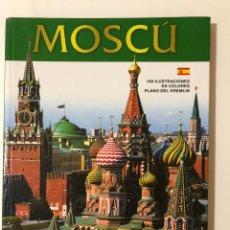 Libros: LIBRO MOSCU CON 160 ILUSTRACIÓNES. Lote 254611000