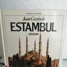 Libros: ESTAMBUL OTOMANO, JUAN GOYTISOLO. Lote 262067765