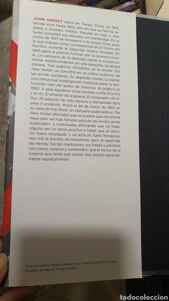 Libros: Libro Hiroshima - Foto 2 - 268287759
