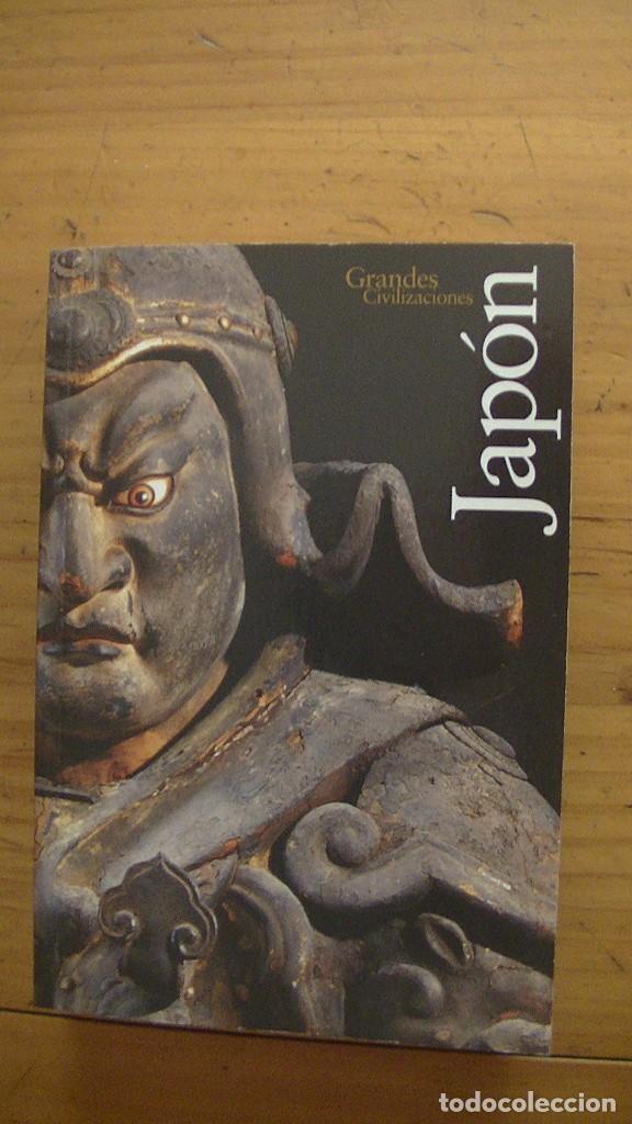 JAPON- GRANDES CIVILIZACIONES. ROSSELLA MENEGAZZO . MONDADORI. 2008 (Libros Nuevos - Historia - Historia por países)