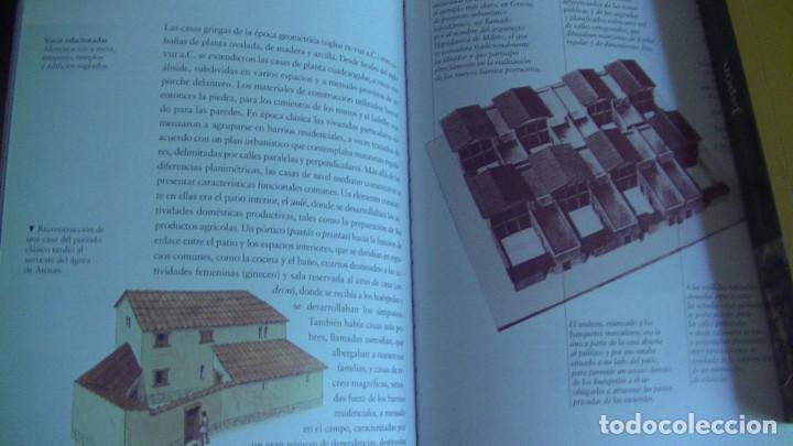 Libros: GRANDES CIVILIZACIONES. LOTE 5 LIBROS: GRECIA-ROMA-EGIPTO-JAPON-CHINA. MONDADORI. 2008 - Foto 3 - 269313498