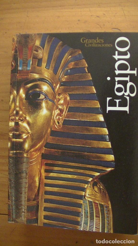 Libros: GRANDES CIVILIZACIONES. LOTE 5 LIBROS: GRECIA-ROMA-EGIPTO-JAPON-CHINA. MONDADORI. 2008 - Foto 5 - 269313498