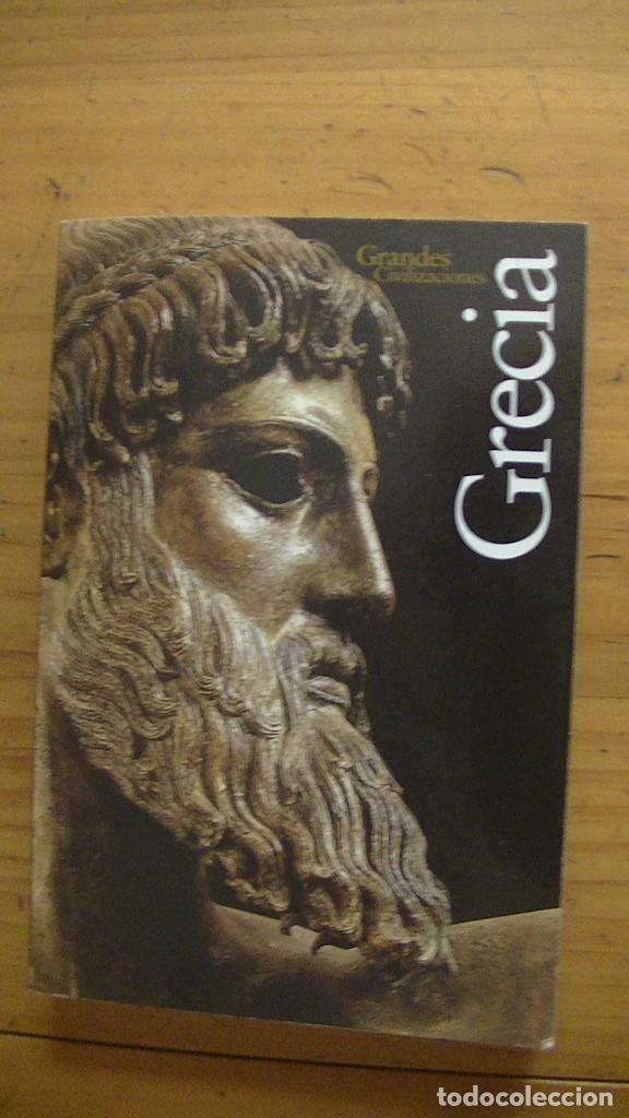 Libros: GRANDES CIVILIZACIONES. LOTE 5 LIBROS: GRECIA-ROMA-EGIPTO-JAPON-CHINA. MONDADORI. 2008 - Foto 6 - 269313498