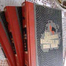 Libros: LIBRO EN FRANCÉS (3 TOMOS): LES GRANDES ENIGMES DE MAI 1968. MAYO 1968. FRANCIA. PARIS. JEAN DUMONT. Lote 275322638