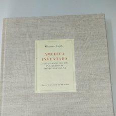 Libros: LIBRO AMÉRICA INVENTADA.. Lote 278539448