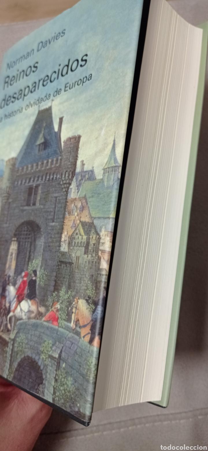 Libros: Reinos desaparecidos. La historia olvidada de Europa, de Norman Davis - Foto 4 - 285299263