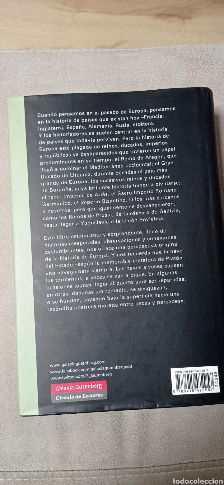 Libros: Reinos desaparecidos. La historia olvidada de Europa, de Norman Davis - Foto 6 - 285299263